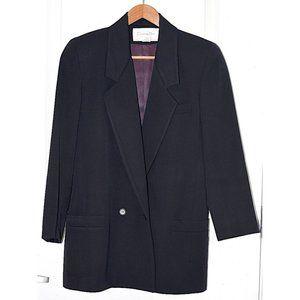 Christian Dior The Suit Vintage Oversized Blazer